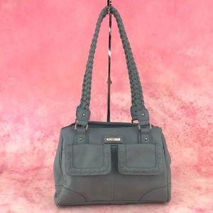 Rosetti Shoulder Handbag Vegan Leather Blue